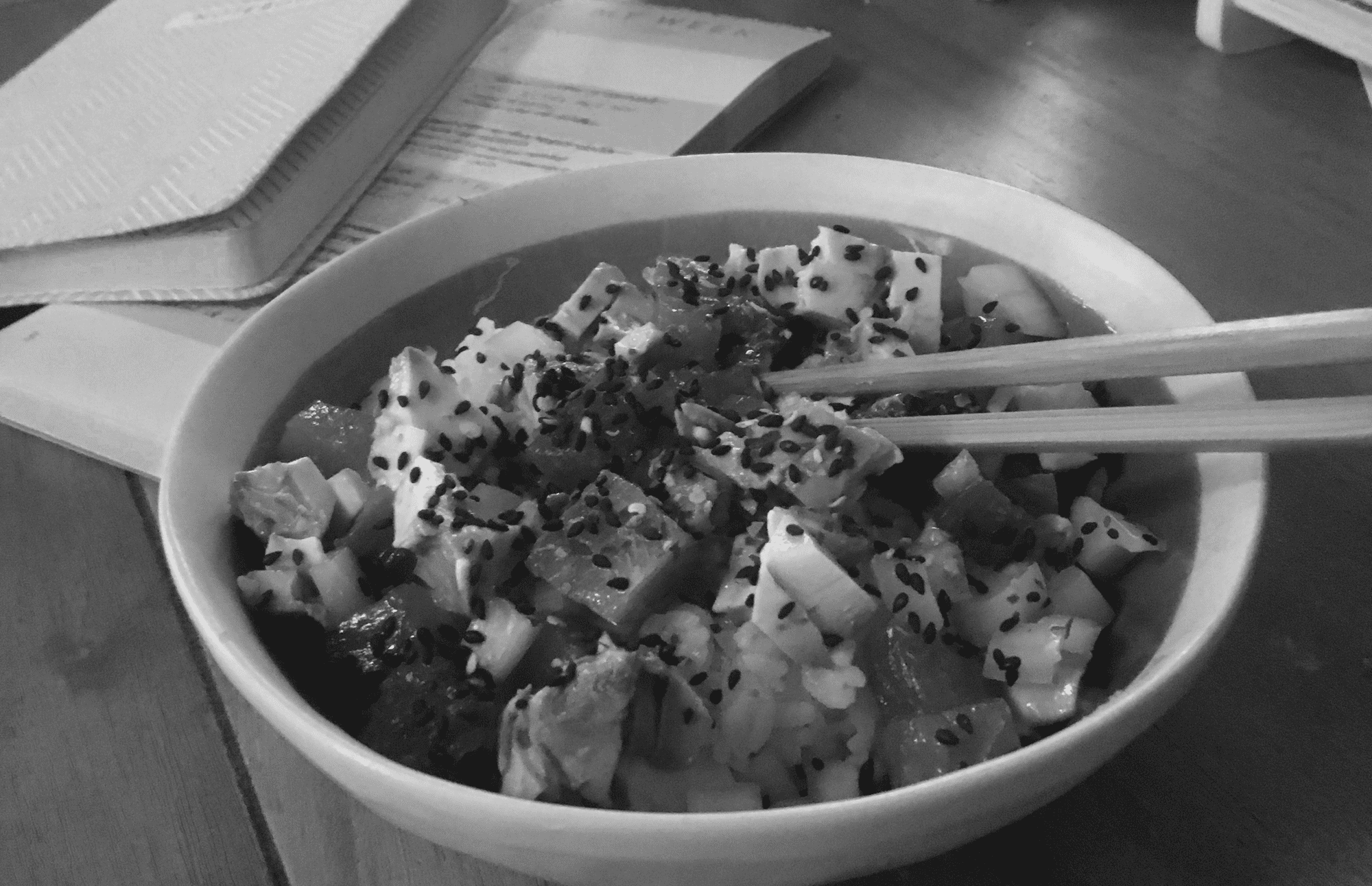 Jennifer's Poke Bowl